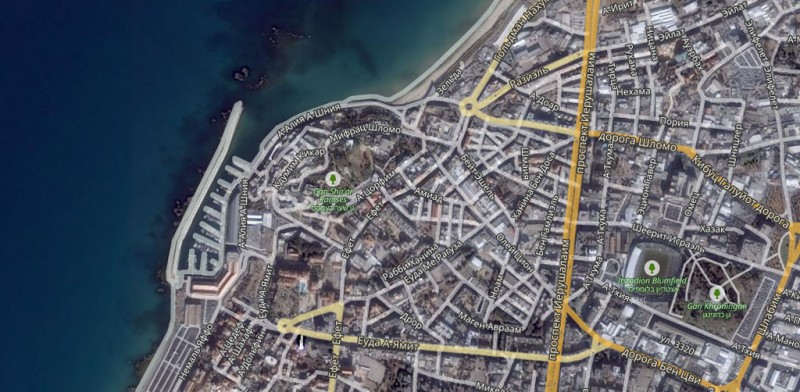 яндекс-карта