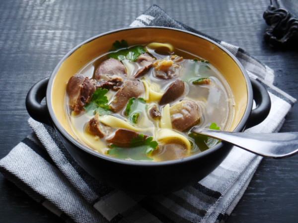 тимошенко суп из куриных потрохов рецепт с фото может