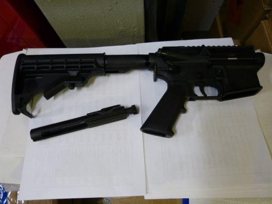 винтовки из США