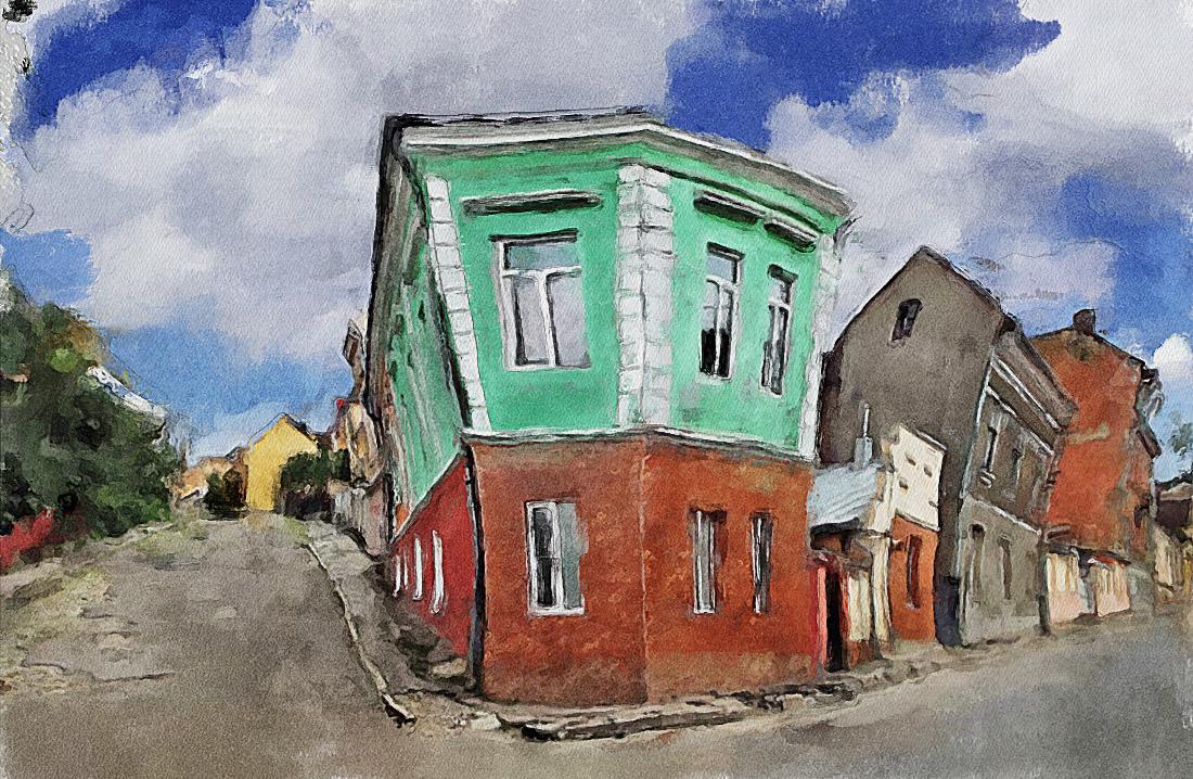 Черновицкие улицы  (копия)