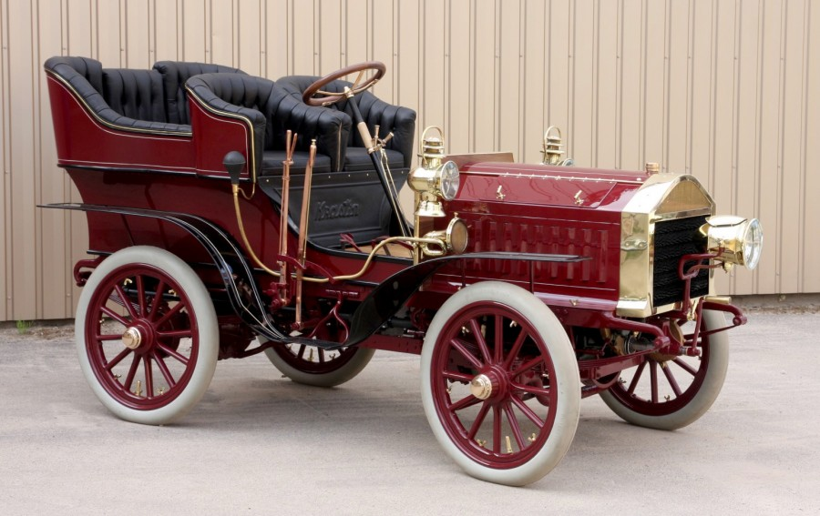 """Krastin Automobile Manufacturing Company"", 1903."