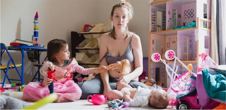 фото Если материнство не радует...