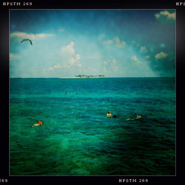 о погоде в доме и мобилографический рассказ о прошедшем отпуске, часть вторая: Багамы