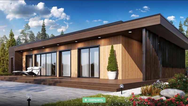 Дом в стиле минимализм 150 кв. метров 2017-12-05_12-47-19