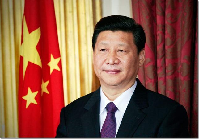 CHINA-CONGRESS-LEADERS-XI-JINPING