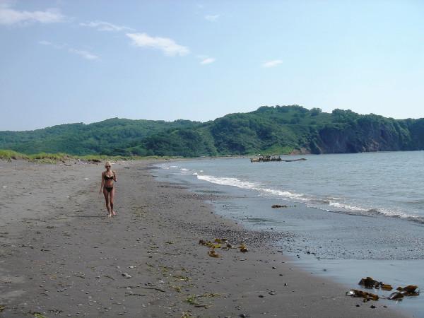 Пляж. Малолагерная 15.07.05.