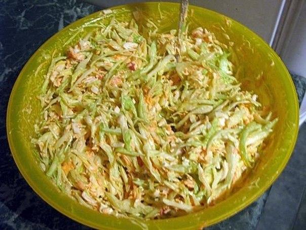 неделька салат