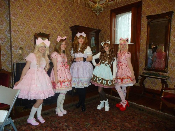 sweet lolita group