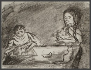 Flavius's Letter to his Great Uncle : Flavius & Cottia