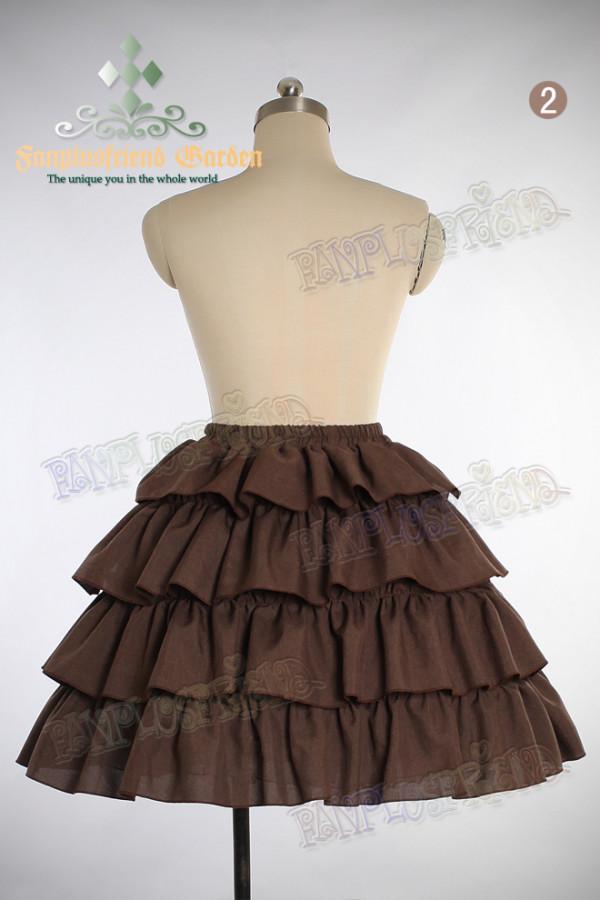 stock image underskirt