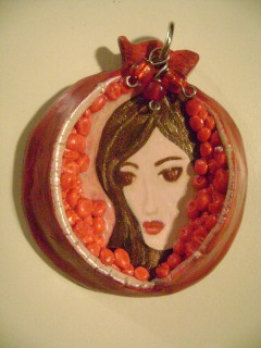 Persephone Pomegranate