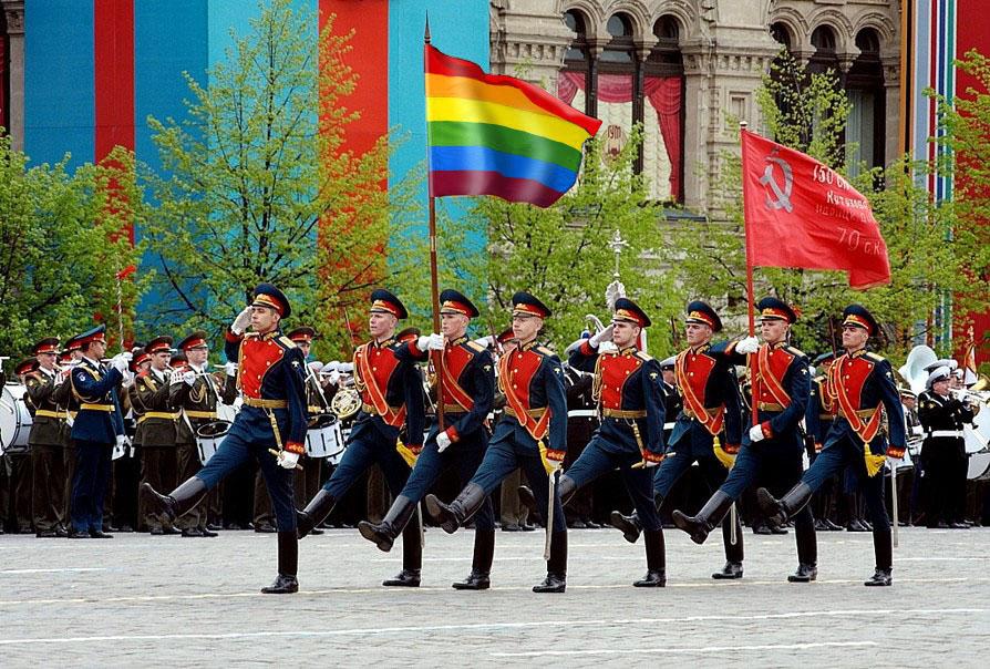 """ЛГБТ-спільнота заступилася за підозрюваних в отруєнні Скрипалів: Багато росіян """"проявляють свою природу"""" лише за кордоном - Цензор.НЕТ 7960"""