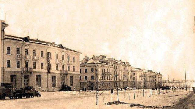 30 ул.Первомайская