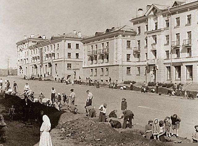 ул.Первомайская