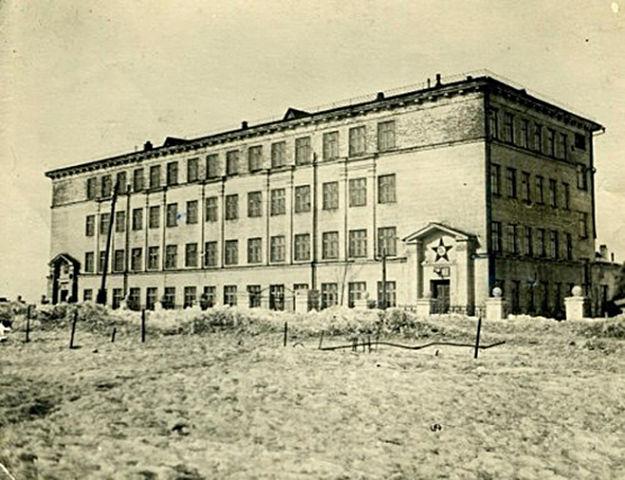 47 военный госпиталь школа№61