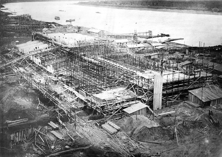 Строительство древесного корпуса 1933_новый размер