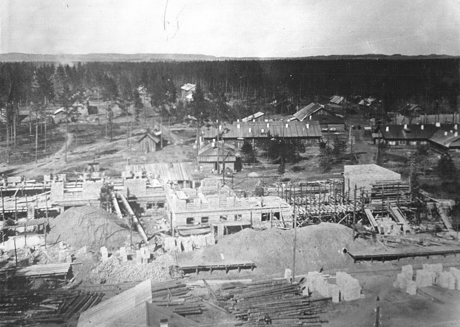 Строительство главной конторы 1934_новый размер