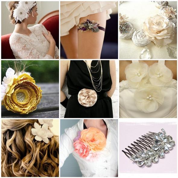 Как сделать украшения свадьбы