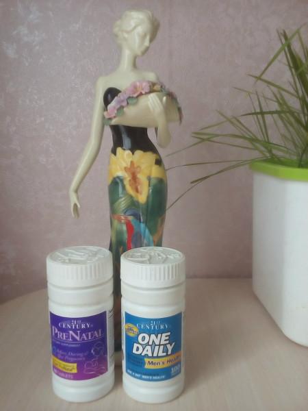 Комплексы витаминов для мужчин для потенции