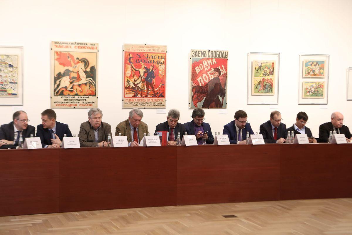 Кому  власть  доверила мероприятия к 100-летию революции? Сванидзе, Швыдкой, потомки жертв 1937 ...