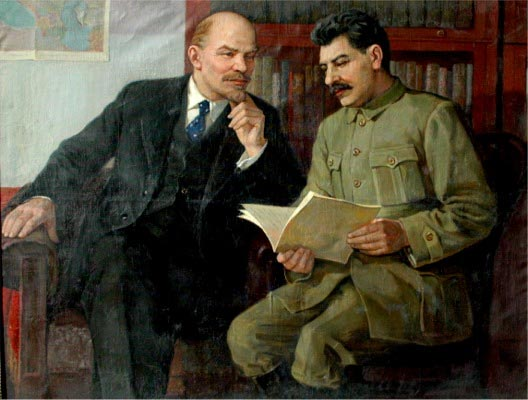Ленин, Сталин и достижения Советского Союза: burevestn1k — LiveJournal