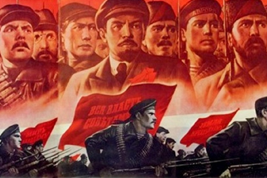 an analysis of stalins transformation of russia