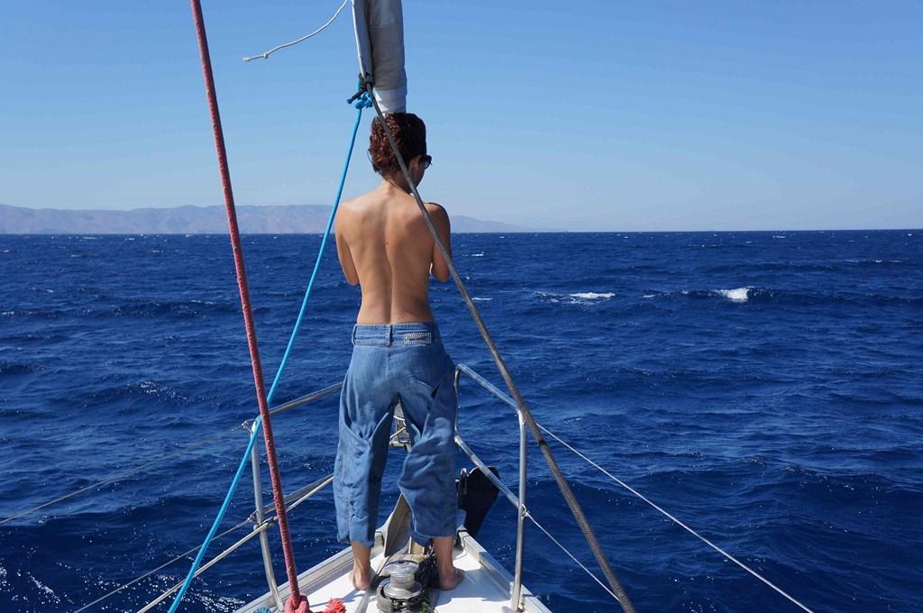 Натуризм яхтинг