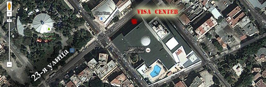 visa map
