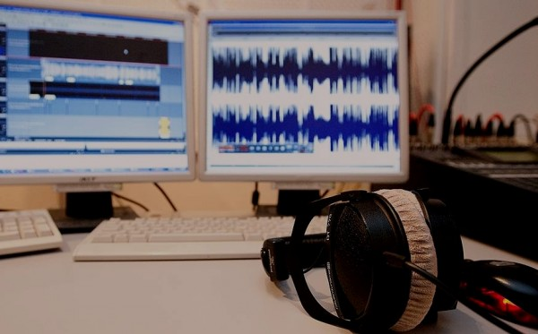 Осмотр аудиосообщения по уголовному делу