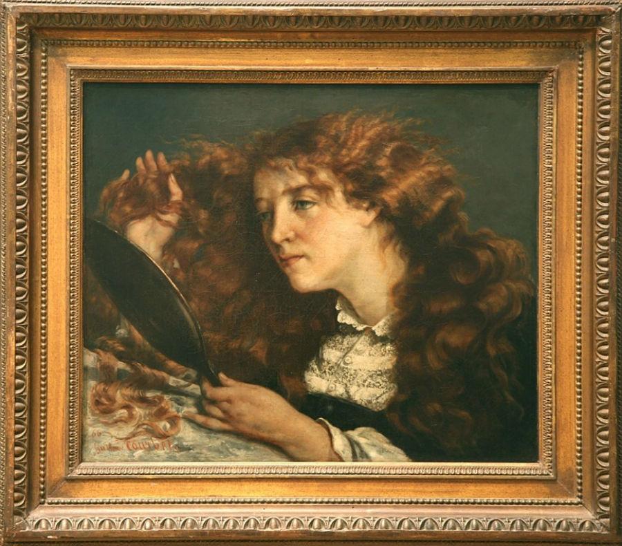 Джо Красивая ирландская девушка (Джоанна Хиффернан ) - 1866.jpg