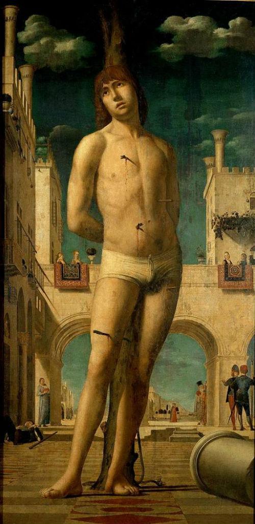 5-Антонелло да Мессина - Святой Себастьян.jpg