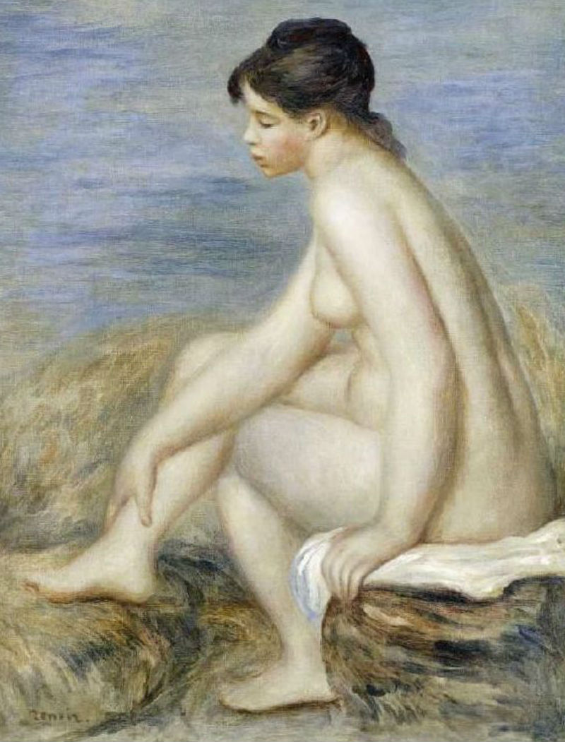 Сидящая купальщица - 1882.jpg