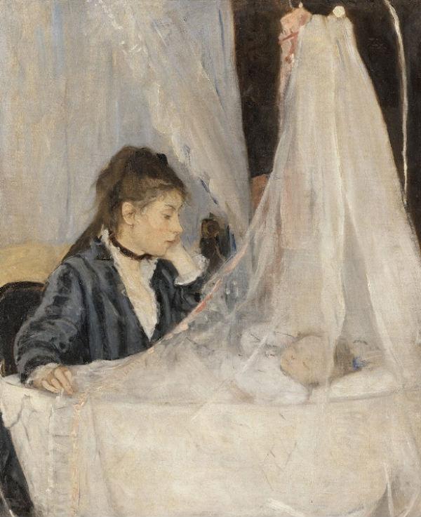 6-Колыбель - 1872 - Музей Орсэ.jpg