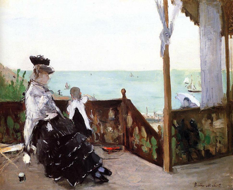 7-На вилле со стороны моря - 1874.jpg