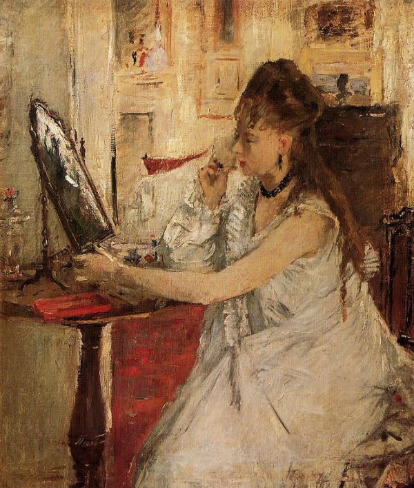 13-Пудрящаяся молодая женщина - 1877.jpg