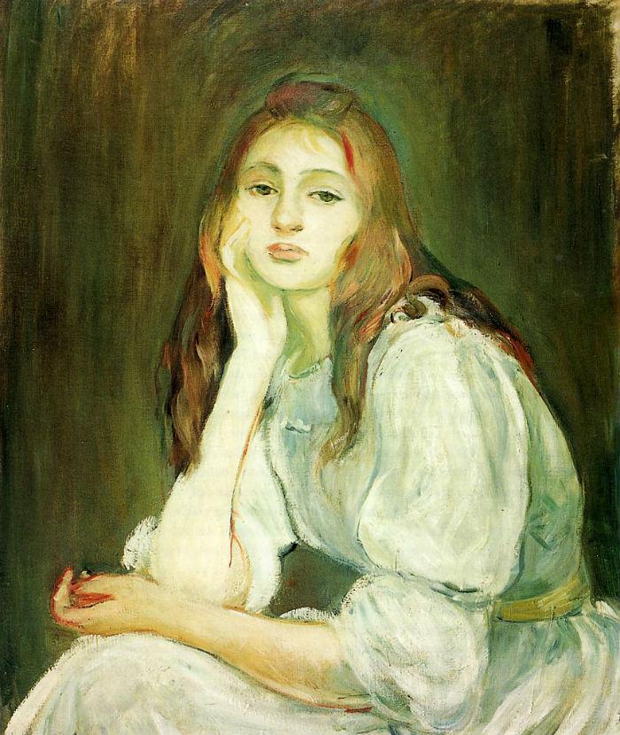 37-Жюли мечтает - 1894.jpg