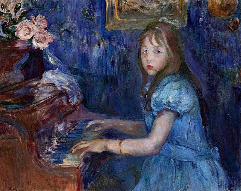 38-Люси Леон за пианино - 1895.jpg