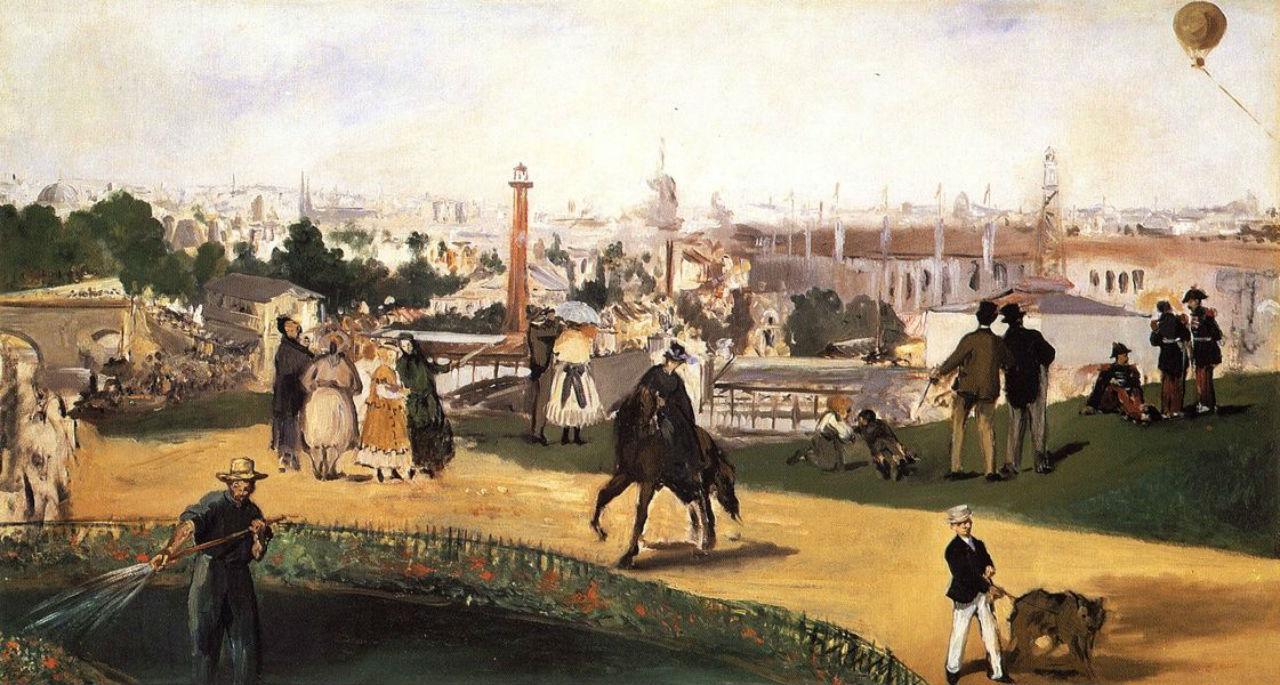 3-Эдуард Мане  Всемирная выставка - 1867.jpg