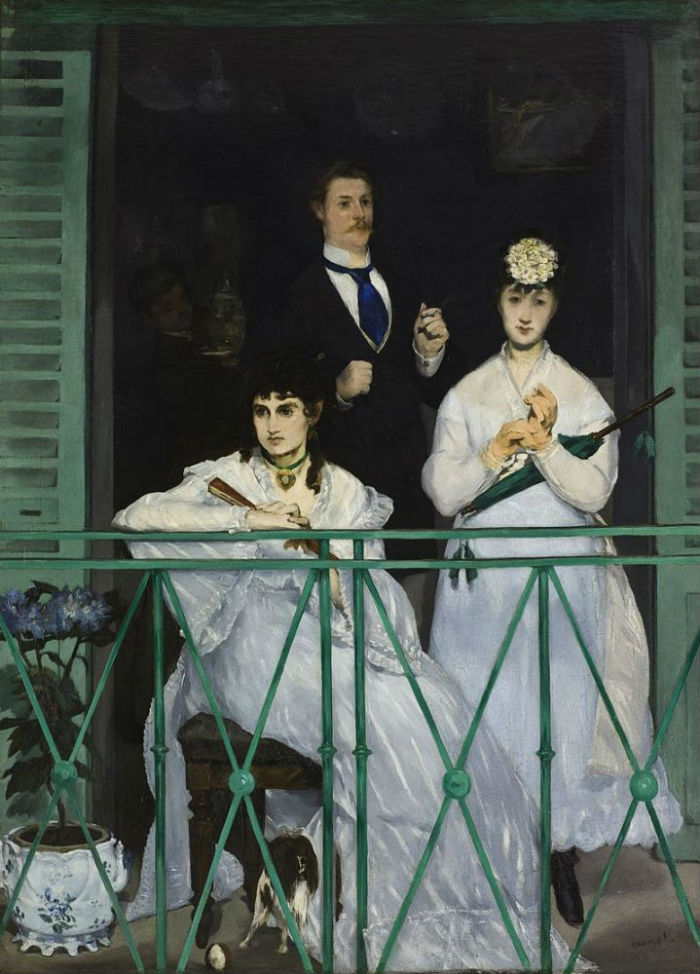 4-Эдуард Мане - Балкон - 1869.jpg
