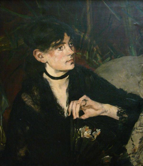12-Эдуард Мане - Портрет Берты Моризо - 1874.jpg