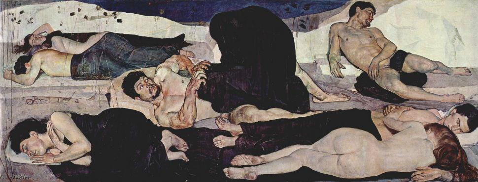 Фердинанд Ходлер - Ночь.jpg