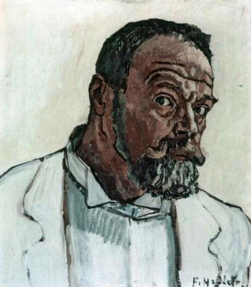 Фердинанд Ходлер - Автопортрет - 1915.jpg