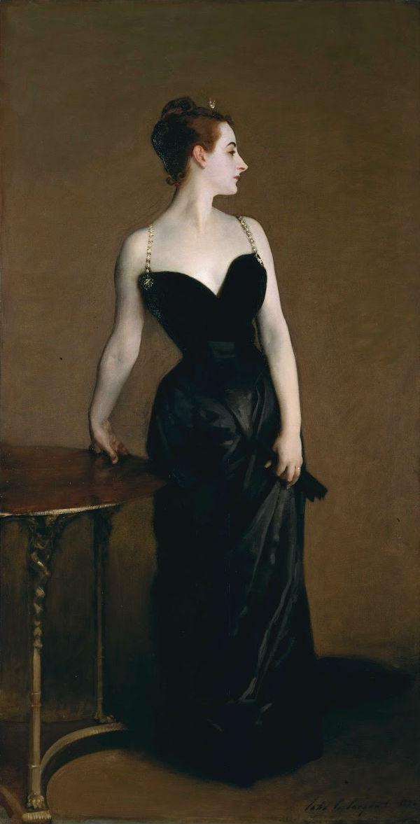 3-Джон Сингер Сарджент - Портрет мадам Икс.jpg