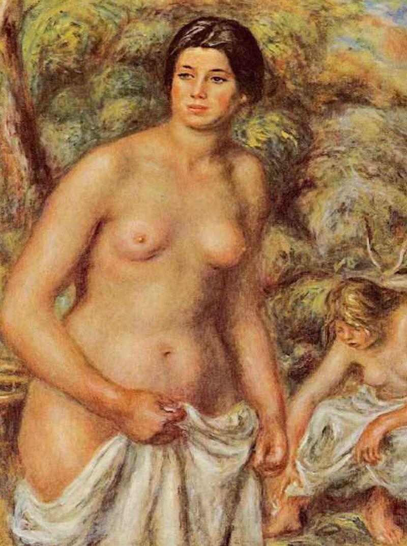 Мадлен Бруно или две купальщицы - 1916.jpg