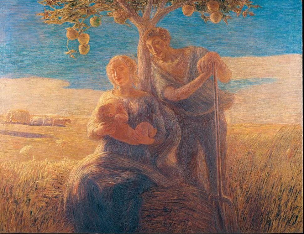 11-Гаэтано Превиати - Георгика - 1905.jpg