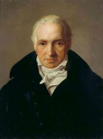Фридрих Бури - Портрет художника-пейзажиста Януса Дженелли.jpg