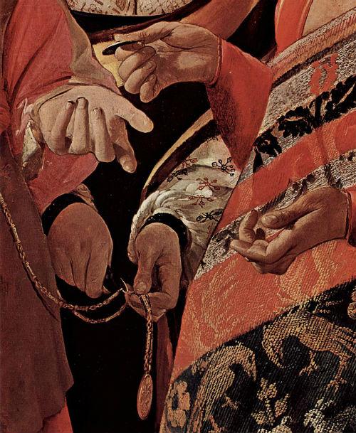 3-Жорж де ла Тур - Гадалка (фрагмент).jpg