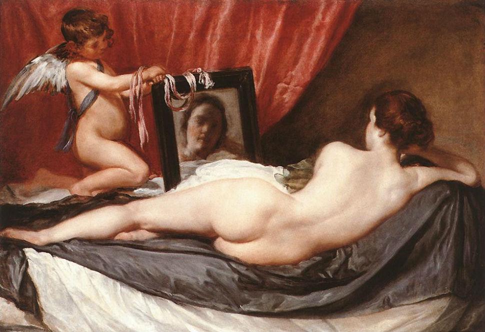 Диего Веласкес - Венера перед зеркалом.jpg