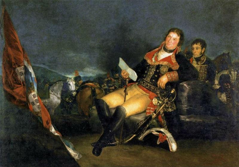 Франсиско Гойя - Мануэль Годой герцог Алькудии принц мира - 1801.jpg