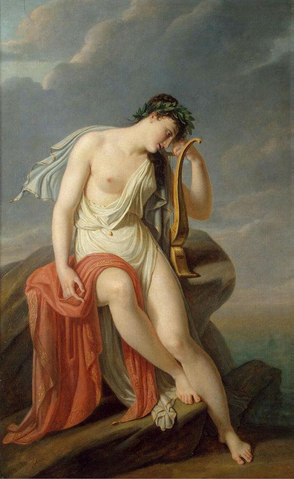 Герен - Сафо на Левкадской скале - 1811.jpg